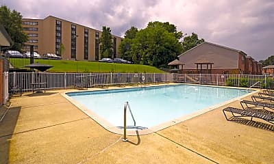 Pool, Willow Pointe, 0