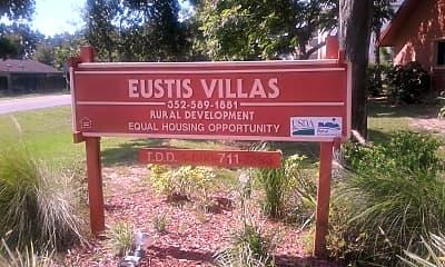 Eustis Villas, 1
