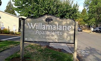 Williamalane Apartments, 1