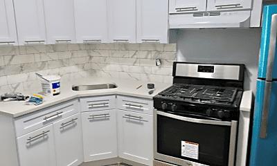 Kitchen, 72 Hedden Terrace, 1