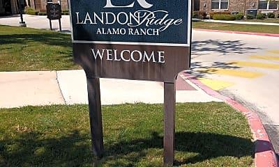 Landon Ridge, 1