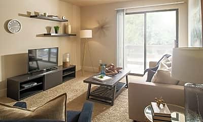 Living Room, Spring Tree by Broadmoor, 1