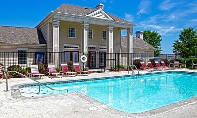 Pool, Waterbrook Apartments, 0