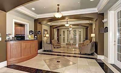 Living Room, 11800 Old Georgetown Rd 1411, 1