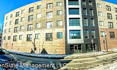 Building, 3820 Harney Street, 2