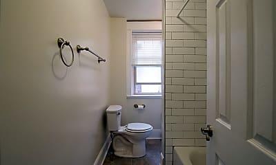 Bathroom, Kentwell Hall, 2
