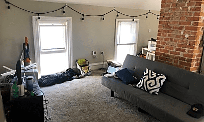 Bedroom, 213 Ballard St, 1