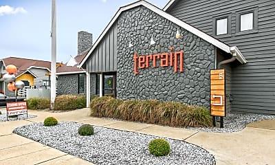 Building, The Terrain at Haywood, 0