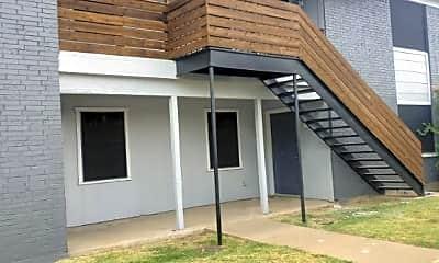 Building, 1100 E 10th St, 0