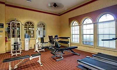 Fitness Weight Room, 6440 Borasco Dr 2508, 2