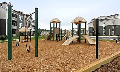 Playground, The Elms at Signal Hill Station, 2