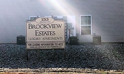 Brookview Estates, 1