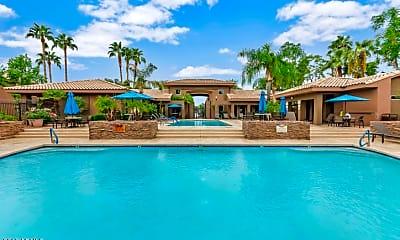 Pool, 7009 E Acoma Dr 1169, 2
