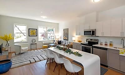 Dining Room, 429 Bergen Ave 418, 1