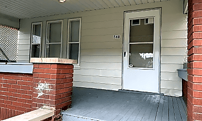 Patio / Deck, 548 Inman St, 1