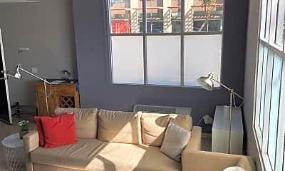 Living Room, 988 G St, 2