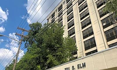 Elm Towers, 0