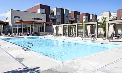 Pool, Arista Uptown, 0