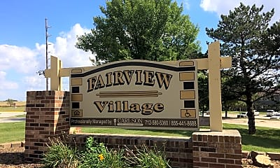 Fairview Village Apartments, 1
