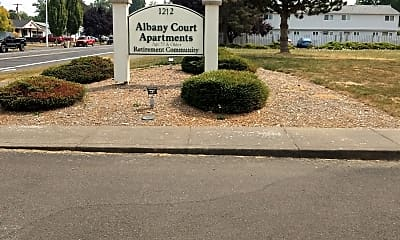 Albany Court Apartments, 1