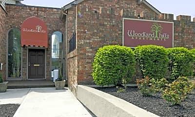 Community Signage, Woodland Hills, 0