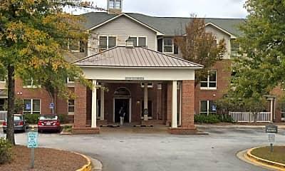 Building, Princeton Court, 0