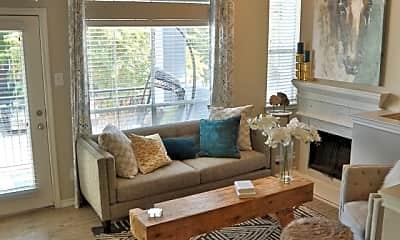 Living Room, Advenir at Prestonwood, 0