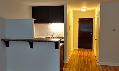 Kitchen, Wheaton Station Apartments, 2