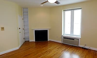Living Room, 2120 N St NW, 1