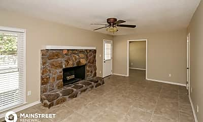 Living Room, 720 Country View Terrace, 1