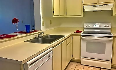 Kitchen, 350 Palm Cir W, 1