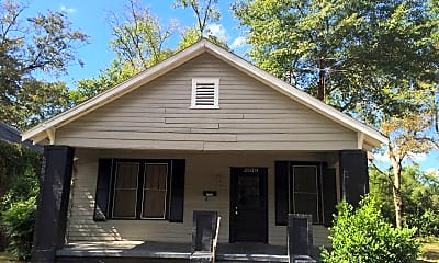 Building, 2509 Gould St, 1