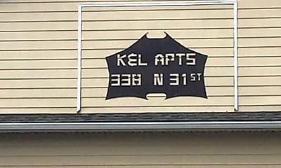 K & L Apartments, 1