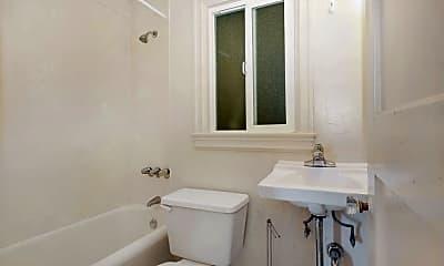 Bathroom, 615 Central Ave, 2