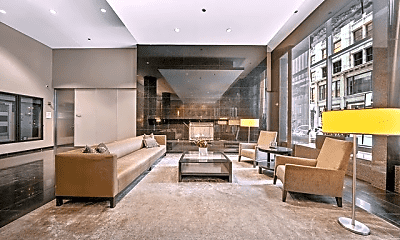 Living Room, 60 E Monroe St, 0