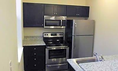 Kitchen, Provi Apartments, 2