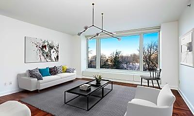 Living Room, 240 Riverside Blvd 4-A, 0