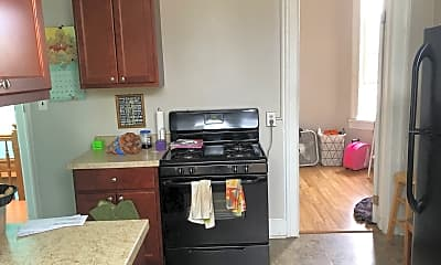 Kitchen, 2225 S Wood St, 1
