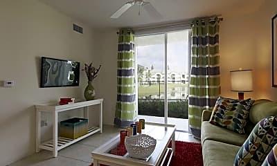Living Room, Captiva Cove, 1
