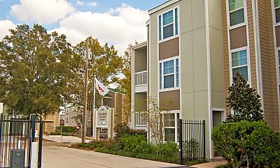 Building, Willowood Apartments, 1