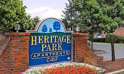 Community Signage, Heritage Park Apartments, 0