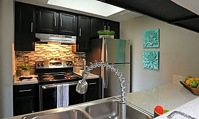 Kitchen, 3 Thousand One Crystal Springs, 1