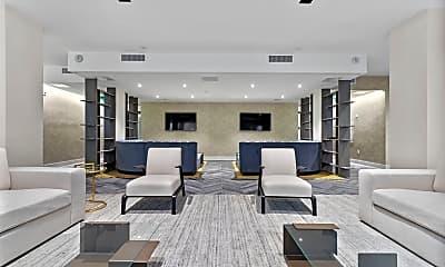 Living Room, The Millennia Apartment Building, 0