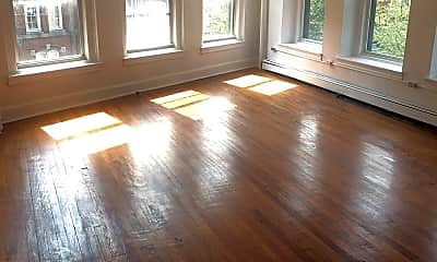 Living Room, 19 Hudson St 400, 1