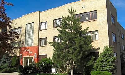 Building, 1085 Sherman St, 0