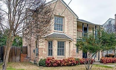 Building, 5927 Lewis St, 1