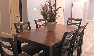 Dining Room, 5423 E 27th St, 2