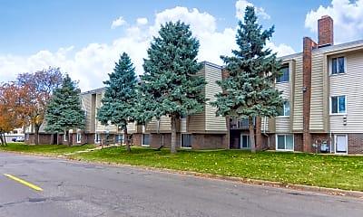 Building, Park Vista Apartments, 1