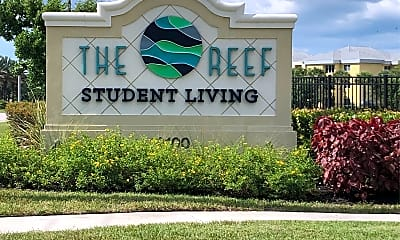 The Reef- Student Living, 1