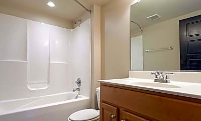 Bathroom, The Hancock Building, 2